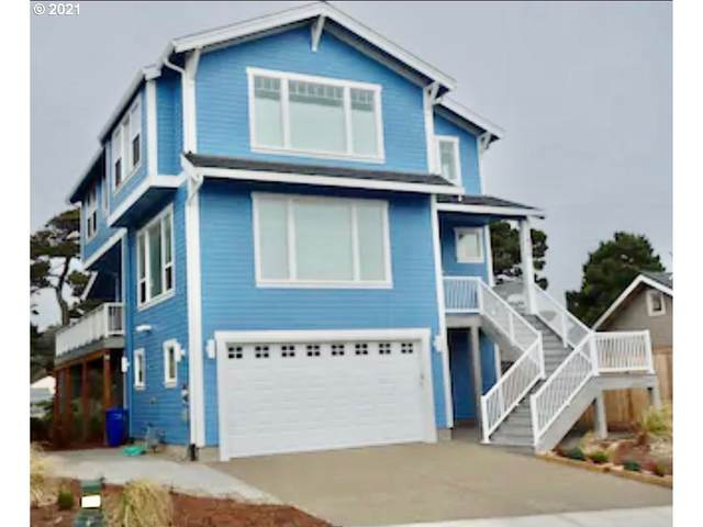 1920 NW Harbor Ave, Lincoln City, OR 97367 (MLS #21166663) :: Premiere Property Group LLC