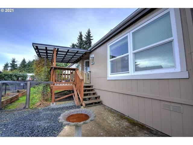 206 La Casa St, Eugene, OR 97402 (MLS #21166679) :: Holdhusen Real Estate Group
