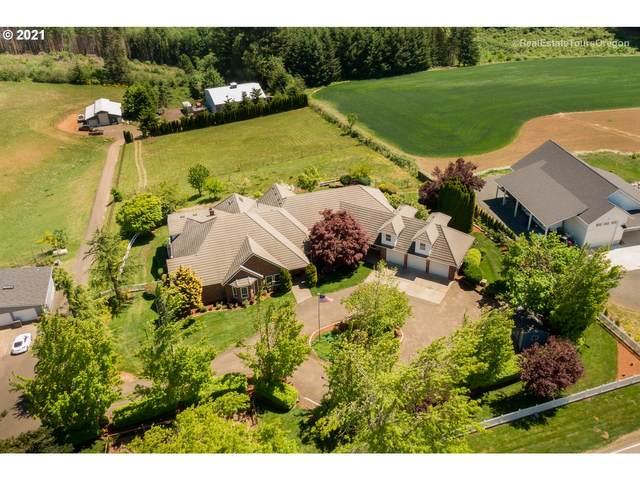 35866 SW Bald Peak Rd, Hillsboro, OR 97123 (MLS #21166719) :: Stellar Realty Northwest