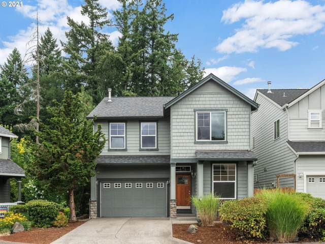 2302 NE 149TH St, Vancouver, WA 98686 (MLS #21166795) :: McKillion Real Estate Group