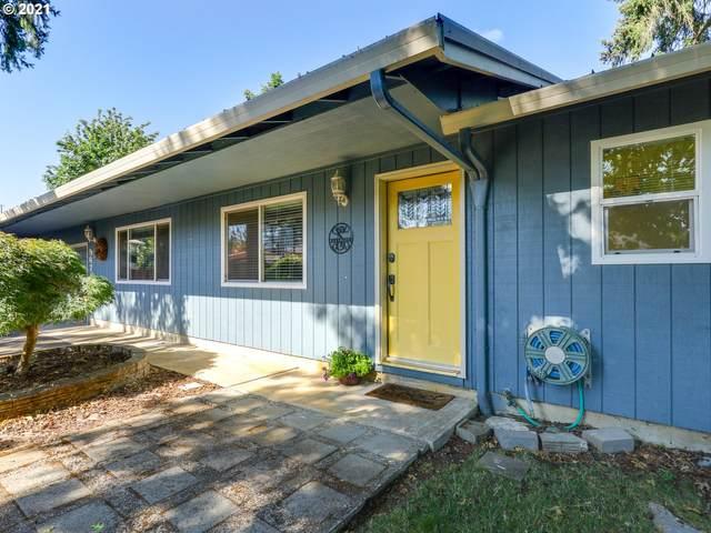 967 N Pine St, Canby, OR 97013 (MLS #21166842) :: Beach Loop Realty