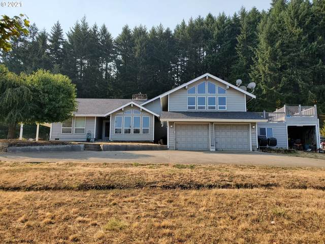 1714 Trails End Ln, Sutherlin, OR 97479 (MLS #21166897) :: Townsend Jarvis Group Real Estate