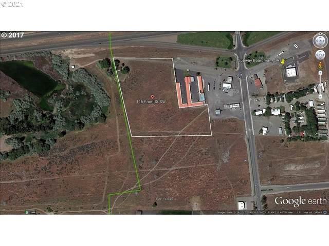 115 SW Front St, Boardman, OR 97818 (MLS #21166956) :: Beach Loop Realty