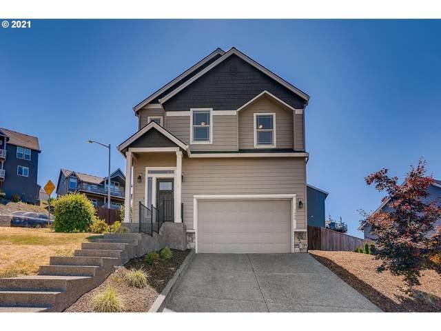 1400 NE Rockwell Dr, Estacada, OR 97023 (MLS #21167321) :: Lux Properties