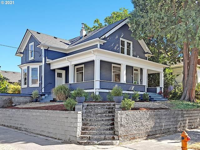 5132 NE 14TH Pl, Portland, OR 97211 (MLS #21167509) :: Lux Properties