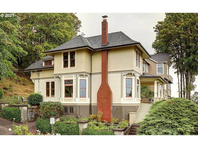 4031 SW Condor Ave, Portland, OR 97239 (MLS #21167767) :: Premiere Property Group LLC