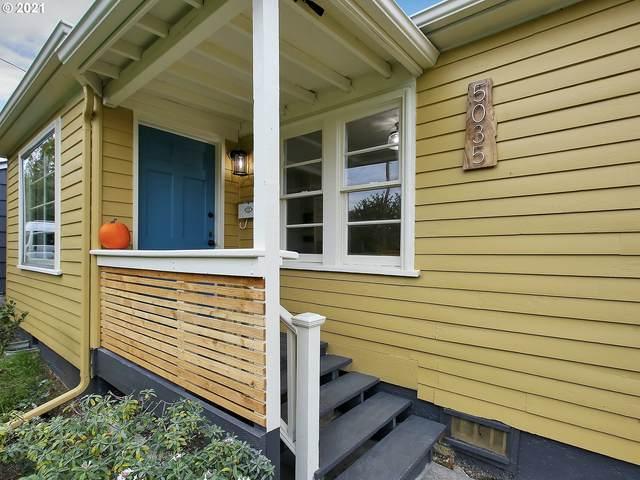 5035 NE 52ND Ave, Portland, OR 97218 (MLS #21168008) :: Oregon Farm & Home Brokers
