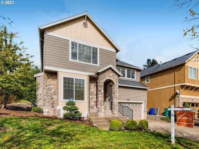 14503 SE Vista Heights St, Happy Valley, OR 97086 (MLS #21168221) :: Holdhusen Real Estate Group