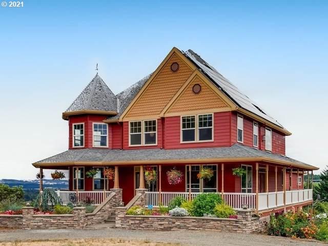 19590 SW Santa Maria Dr, Newberg, OR 97132 (MLS #21168264) :: Lux Properties