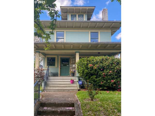 2461 NE 60TH Ave, Portland, OR 97213 (MLS #21168330) :: RE/MAX Integrity