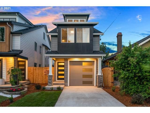 4940 NE 33RD Ave, Portland, OR 97211 (MLS #21168487) :: Lux Properties
