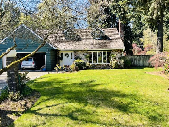 19239 SW Benfield Ave, Lake Oswego, OR 97035 (MLS #21168489) :: Beach Loop Realty