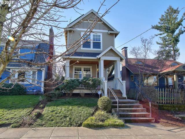 5247 NE Garfield Ave, Portland, OR 97211 (MLS #21168659) :: Premiere Property Group LLC