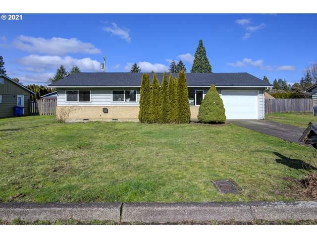 7816 NE 29TH St, Vancouver, WA 98662 (MLS #21168701) :: Premiere Property Group LLC