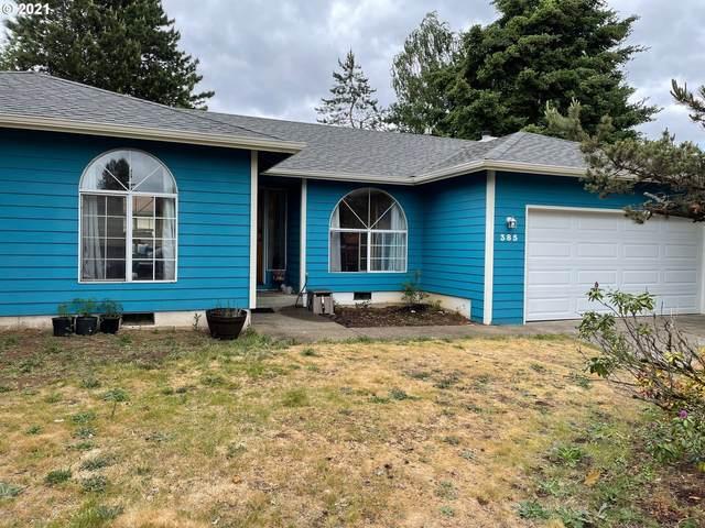 385 Greenacre Dr NW, Salem, OR 97304 (MLS #21168805) :: Beach Loop Realty