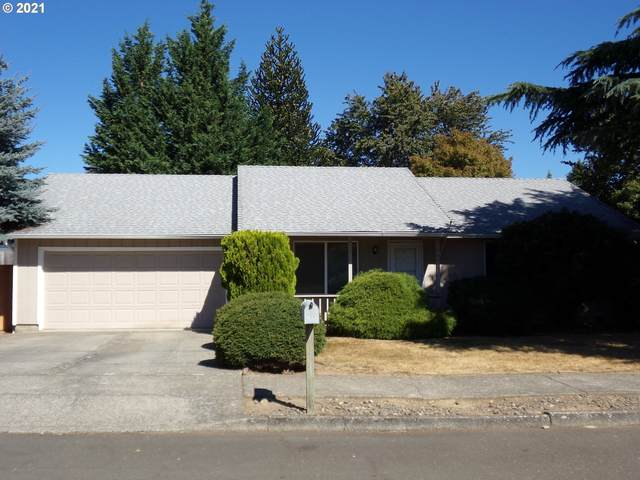 306 NW 103RD St, Vancouver, WA 98685 (MLS #21169005) :: Lux Properties