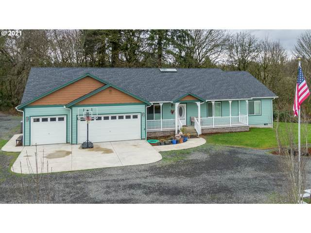 101 W Weatherly Way, Newberg, OR 97132 (MLS #21169102) :: Fox Real Estate Group