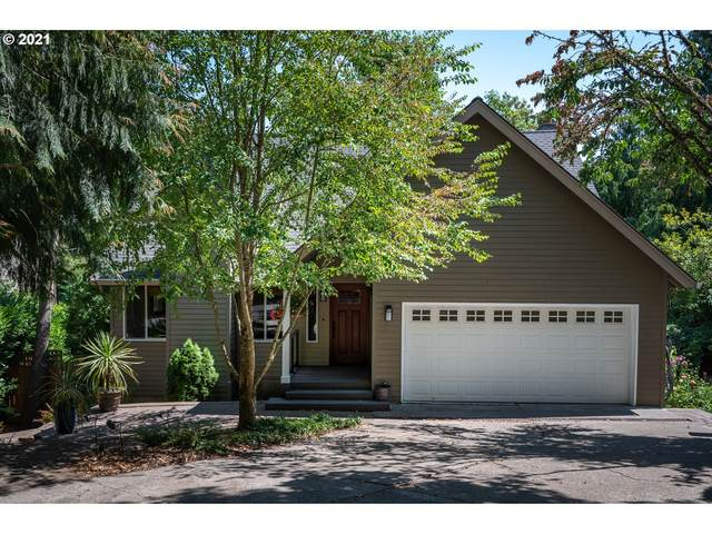 10602 SW 14TH Dr, Portland, OR 97219 (MLS #21169309) :: Real Tour Property Group