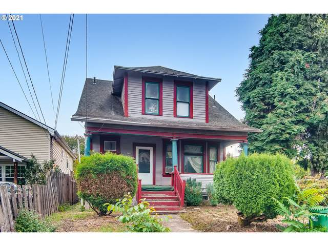 4126 NE 6TH Ave, Portland, OR 97211 (MLS #21169593) :: Next Home Realty Connection