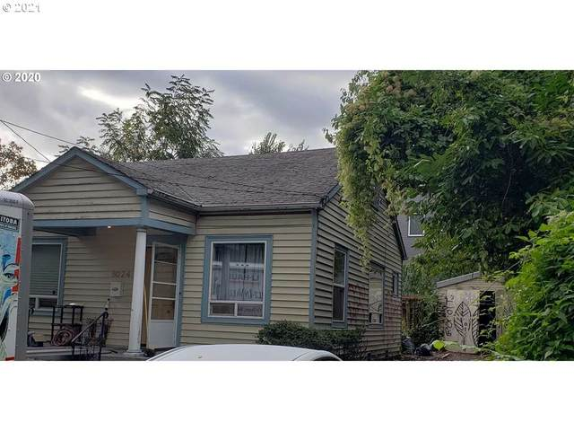 5024 SE Clay St, Portland, OR 97215 (MLS #21169764) :: The Pacific Group