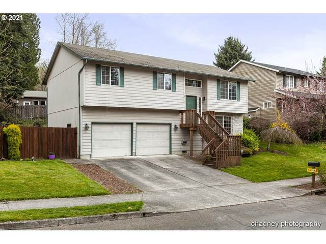 284 SE Paloma Ave, Gresham, OR 97080 (MLS #21169782) :: The Pacific Group