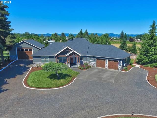 5670 SE Riverside Dr, Mcminnville, OR 97128 (MLS #21169817) :: Premiere Property Group LLC