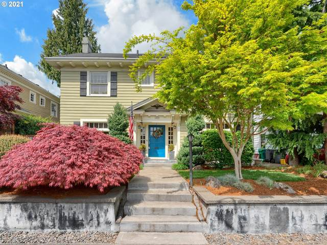 2217 NE Fremont St, Portland, OR 97212 (MLS #21170546) :: The Pacific Group