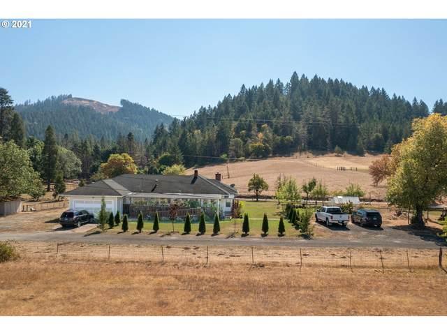 160 Forest Rd, Myrtle Creek, OR 97457 (MLS #21170605) :: Premiere Property Group LLC