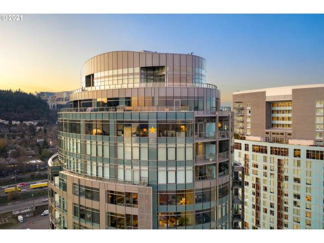 3601 S River Pkwy #2905, Portland, OR 97239 (MLS #21170868) :: Song Real Estate
