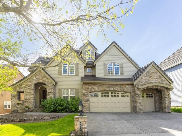 8820 SW Amicus Ter, Beaverton, OR 97007 (MLS #21171147) :: Fox Real Estate Group