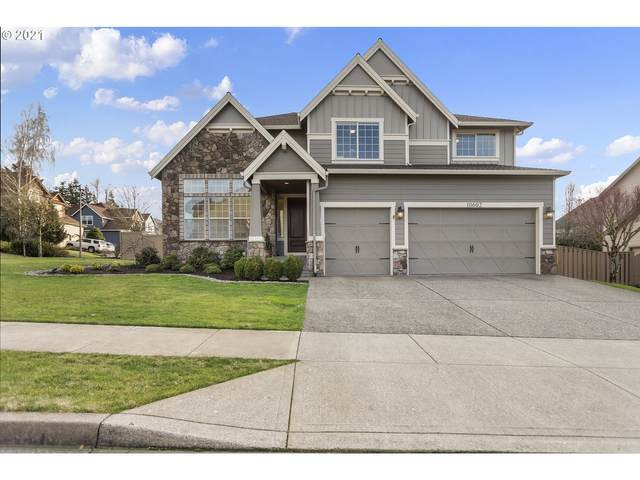 10602 SE Mirandol St, Happy Valley, OR 97086 (MLS #21171167) :: Lux Properties
