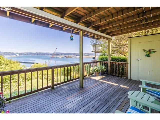 1212 SW Lee St #4, Newport, OR 97365 (MLS #21171191) :: Beach Loop Realty