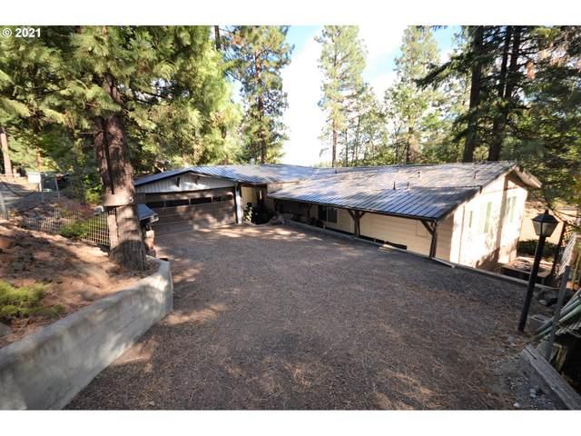 315 Oak Park Ln, Wamic, OR 97063 (MLS #21171258) :: Premiere Property Group LLC