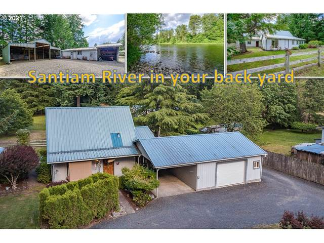 27895 N 18TH Ln, Sweet Home, OR 97386 (MLS #21171340) :: Fox Real Estate Group