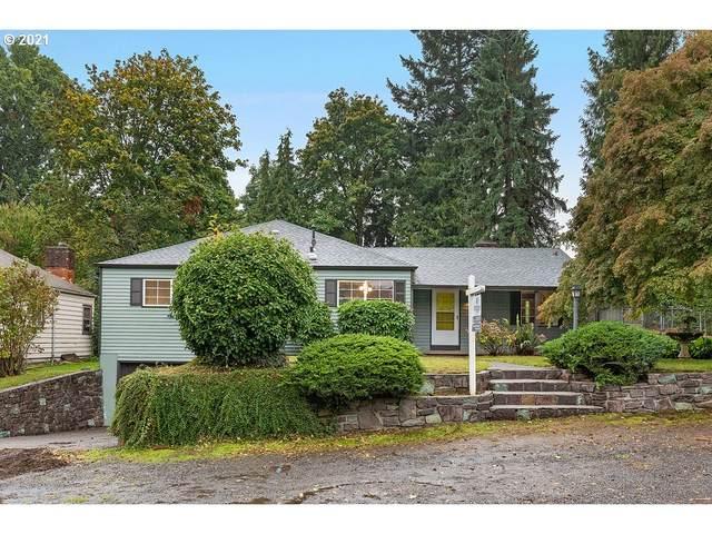 6208 NE Simpson St, Portland, OR 97218 (MLS #21171522) :: Real Estate by Wesley