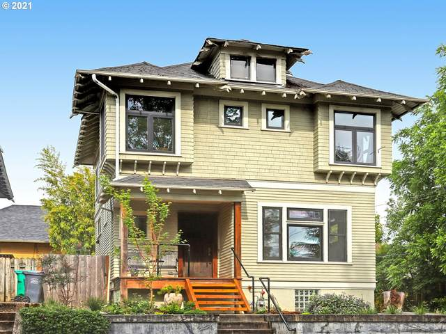 4425 NE Cleveland Ave, Portland, OR 97211 (MLS #21171781) :: McKillion Real Estate Group