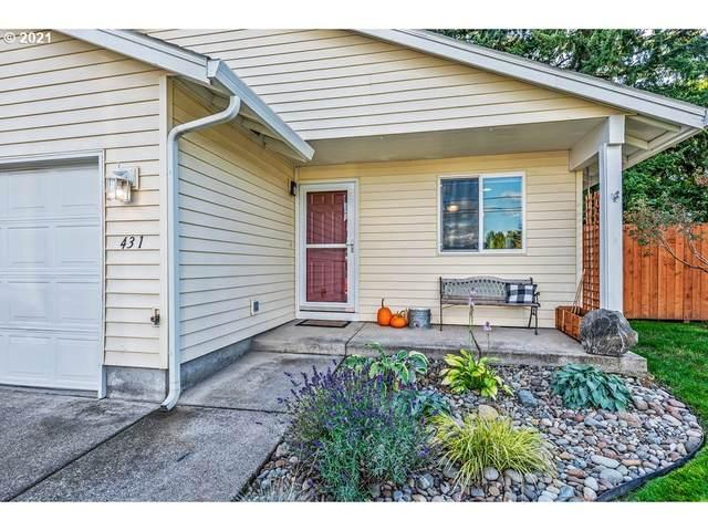 431 Washington St, Woodland, WA 98674 (MLS #21171912) :: Oregon Farm & Home Brokers