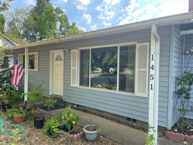1451 Water St, Springfield, OR 97477 (MLS #21171924) :: The Haas Real Estate Team