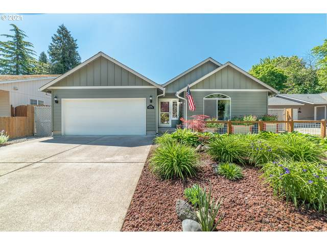 1526 Caprice Way, Eugene, OR 97404 (MLS #21172075) :: Song Real Estate