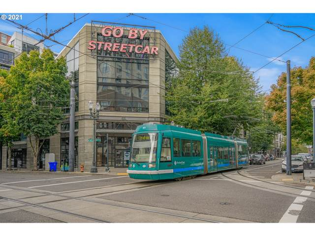 1030 NW 12TH Ave #227, Portland, OR 97209 (MLS #21172249) :: Song Real Estate