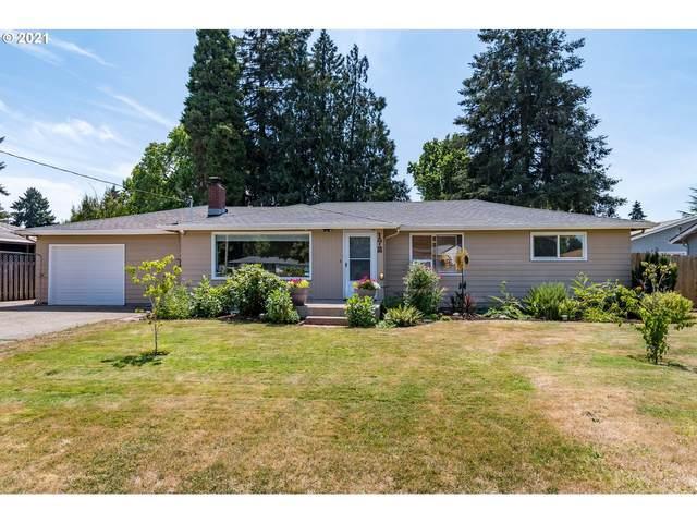172 Banton Ave, Eugene, OR 97404 (MLS #21172397) :: Fox Real Estate Group