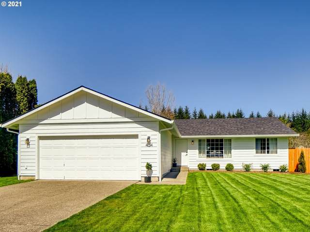 404 E Alexander St, Yacolt, WA 98675 (MLS #21172399) :: Next Home Realty Connection