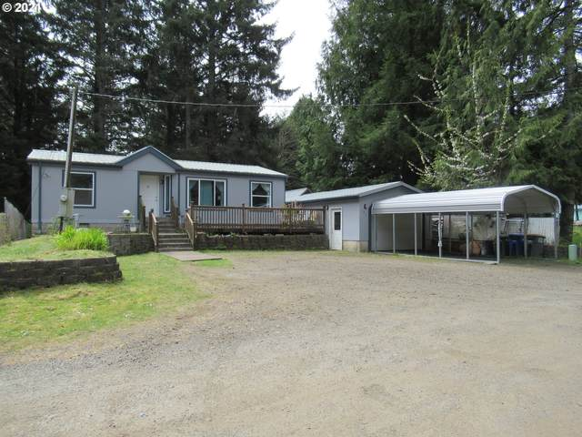 380 SE 117TH St, South Beach, OR 97366 (MLS #21172452) :: Premiere Property Group LLC