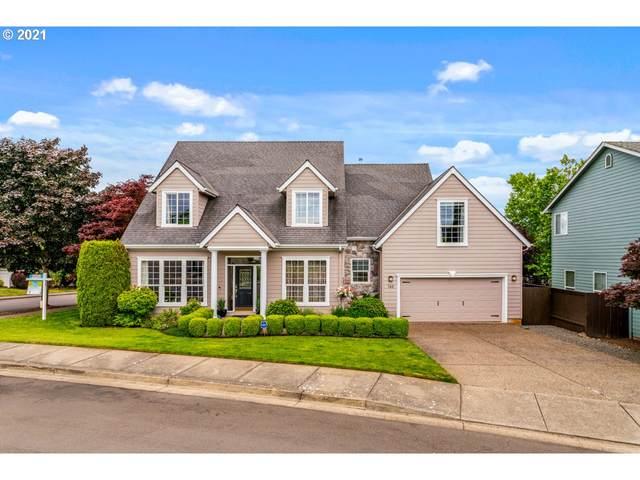 748 Roosevelt St NW, Salem, OR 97304 (MLS #21172456) :: Brantley Christianson Real Estate