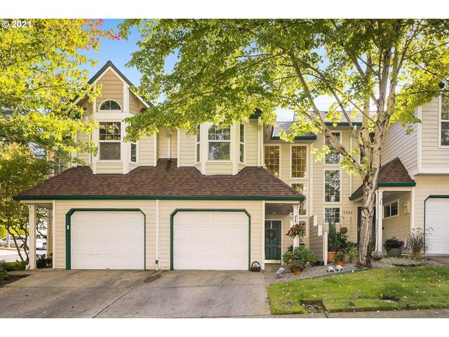 7850 SW Matheny Dr, Beaverton, OR 97008 (MLS #21172563) :: Premiere Property Group LLC