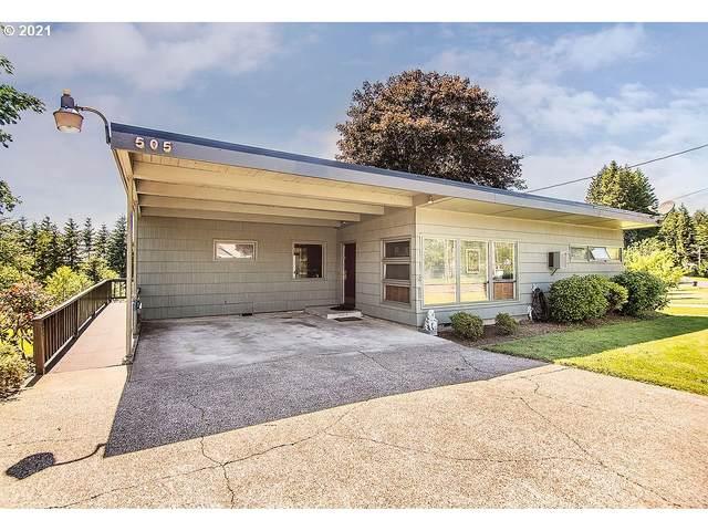 505 Stella Rd, Longview, WA 98632 (MLS #21172646) :: Next Home Realty Connection