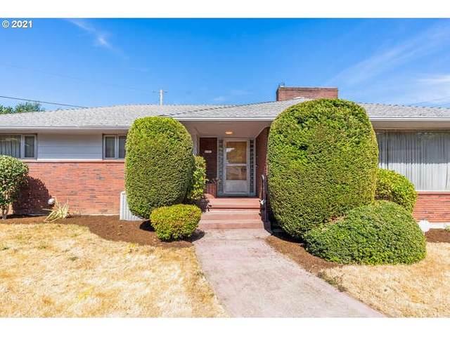 4121 NE Highland St, Portland, OR 97211 (MLS #21172775) :: Real Estate by Wesley