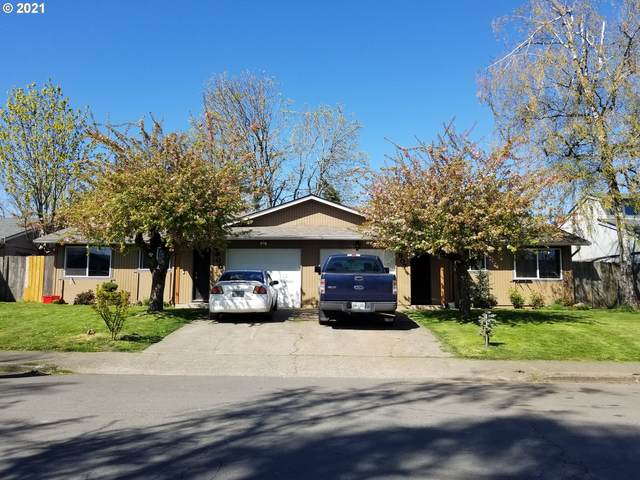 4805 Buffalo Dr, Salem, OR 97317 (MLS #21173018) :: The Pacific Group