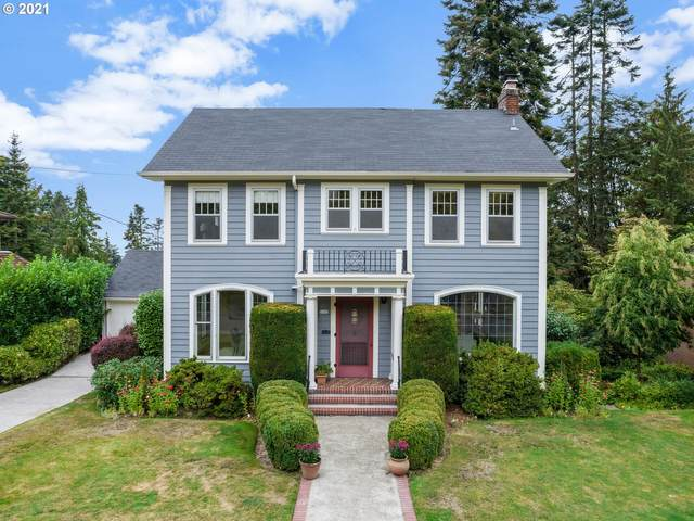 3105 NW Cumberland Rd, Portland, OR 97210 (MLS #21173284) :: Real Estate by Wesley