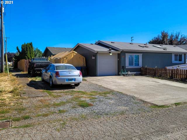 120 1ST St, Gervais, OR 97026 (MLS #21173400) :: Premiere Property Group LLC